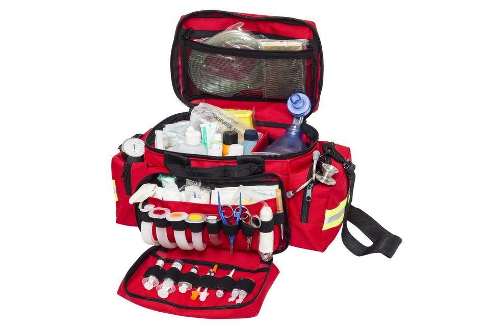 Borsa pronto soccorso medico infermiere emergenza
