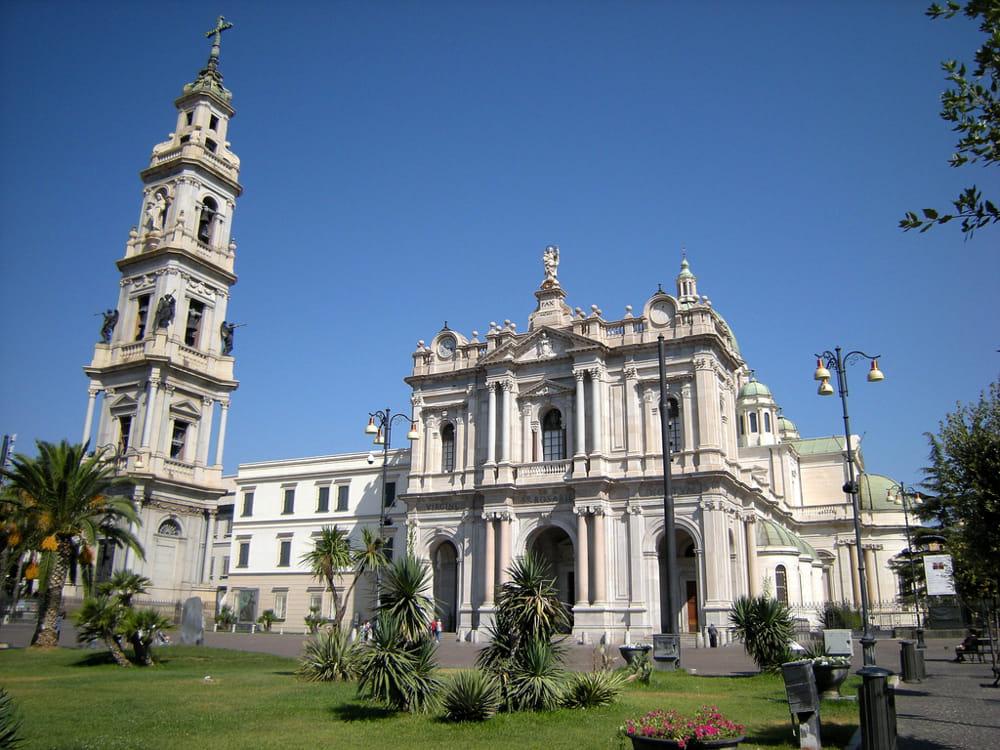 Hotel Pompei vicino Santuario delala Beata Vergine del Rosario