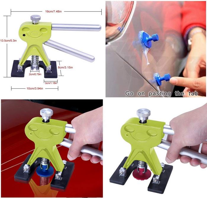 Estrattore ammaccature auto - Lifter puller
