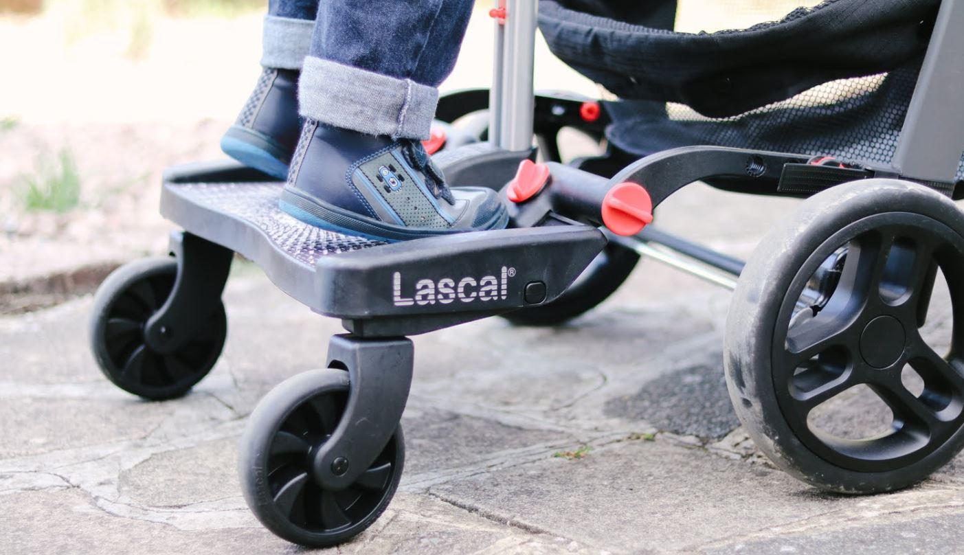 Pedana porta bambino universale passeggino