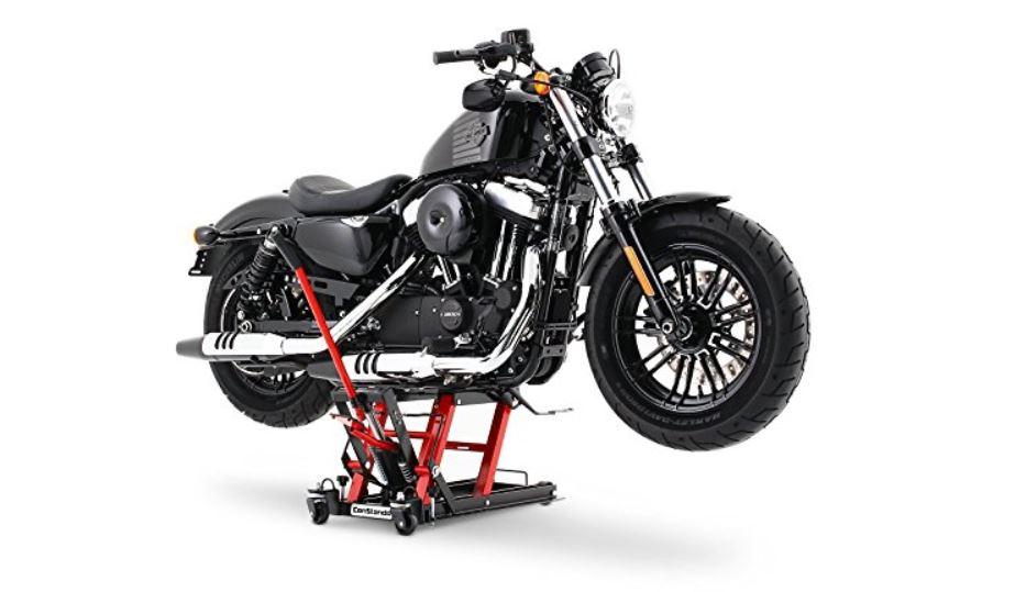 Ponte sollevatore idraulico moto