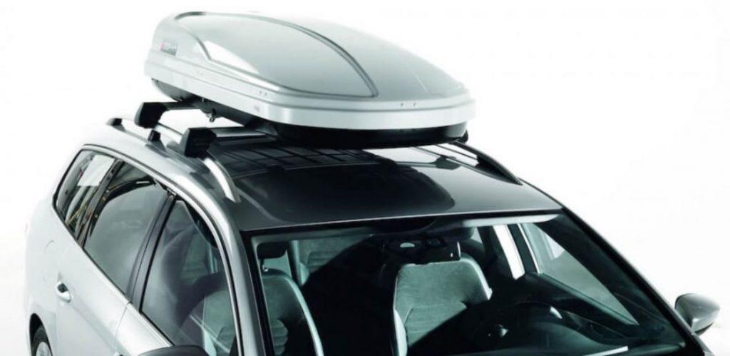 Baule da esterno auto - box tetto auto viaggio